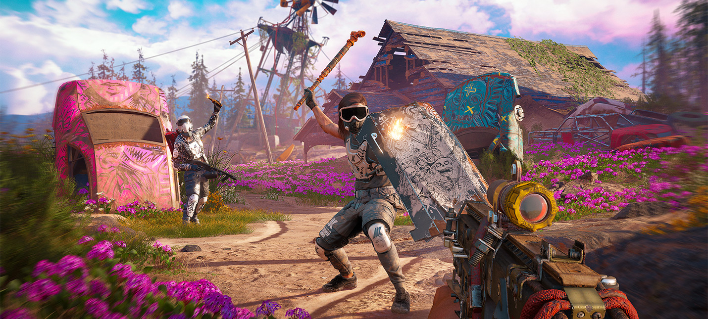Far Cry New Dawn - где найти всех напарников