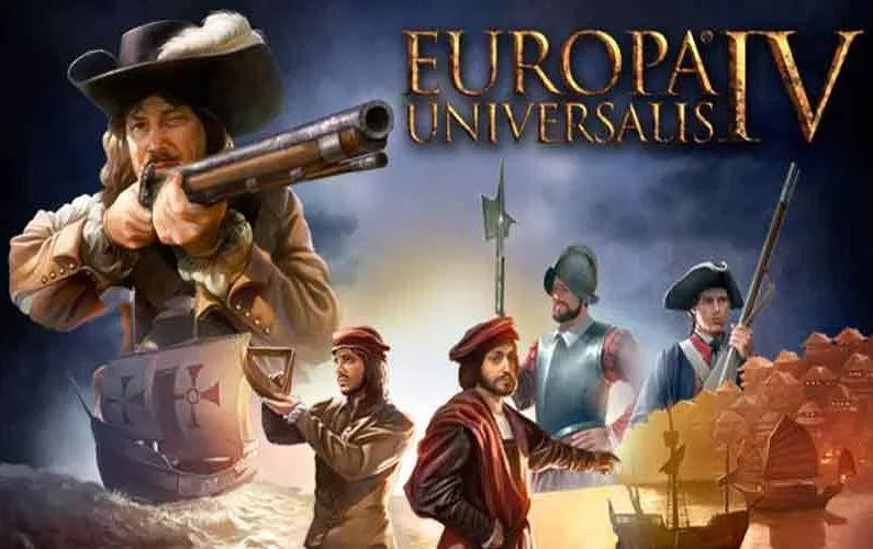 Europa Universalis IV (XATAB) v 1.28.3.0 + DLC