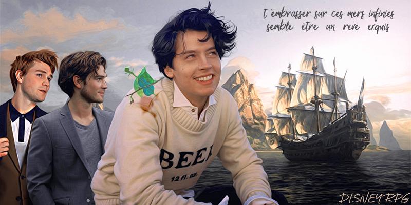 T'embrasser sur ces mers infinies semble être un rêve exquis ~ Tweedle-Squiz-Sea