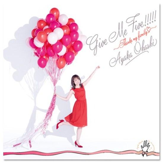 [Single] Ayaka Ohashi – Give Me Five!!!!! ~Thanks my family~