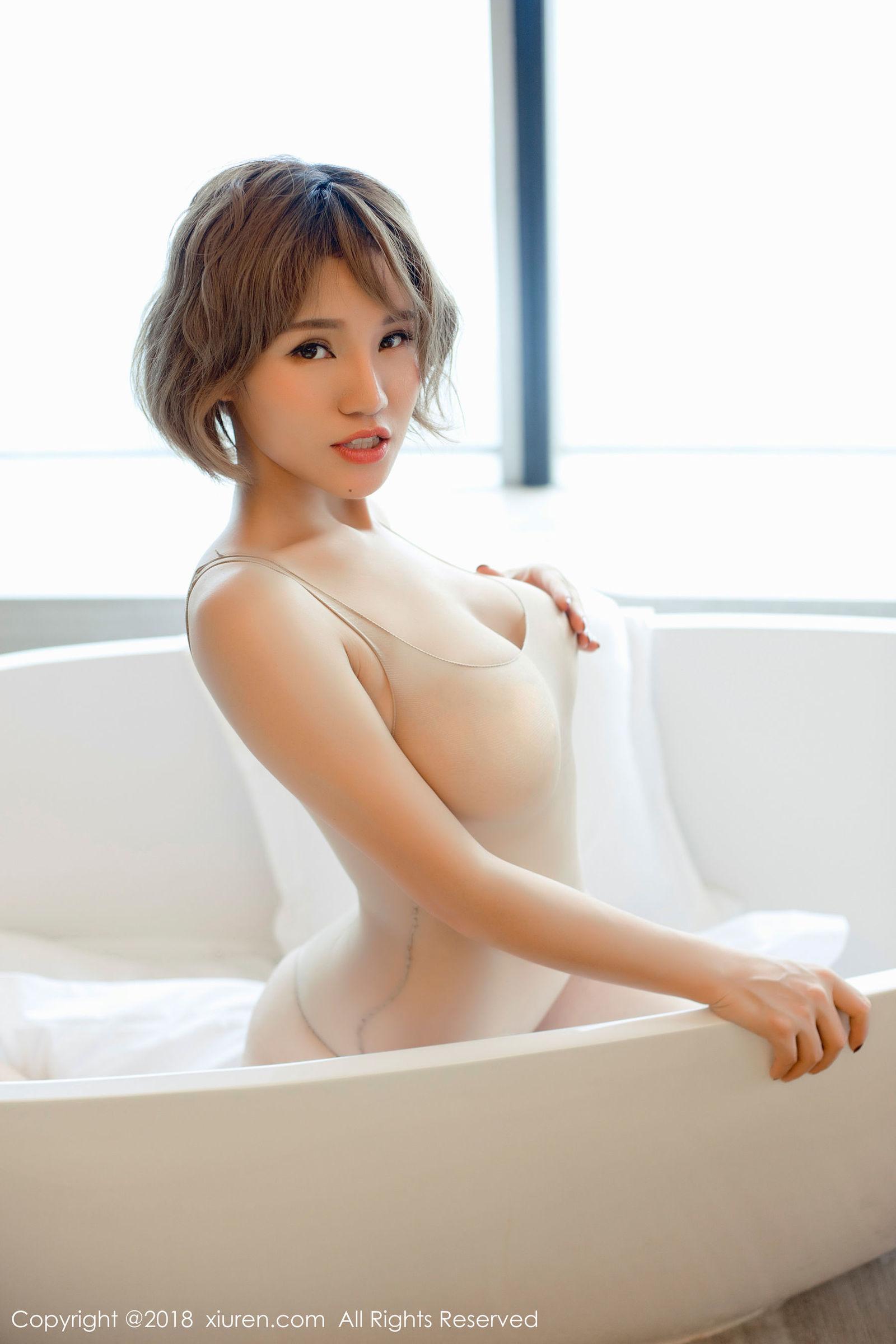 [XiuRen秀人] No.1126 多香子 - E罩杯大乳妹