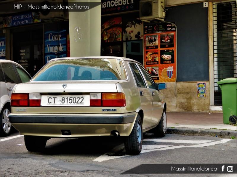 avvistamenti auto storiche - Pagina 18 Lancia-Prisma-1-6-99cv-88-CT815022-131-198-19-10-2018