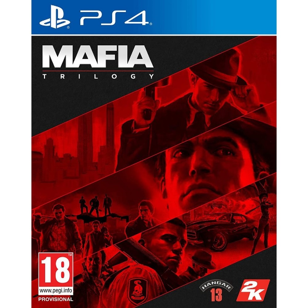 PS4 Mafia : Trilogy (Premium) Digital Download