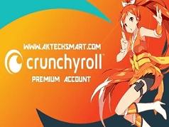 Crunchyroll Premium Account