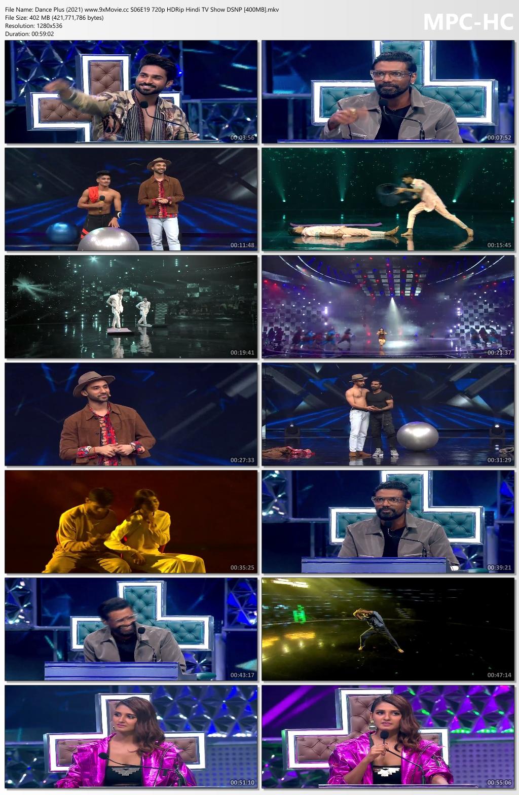 Dance-Plus-2021-www-9x-Movie-cc-S06-E19-720p-HDRip-Hindi-TV-Show-DSNP-400-MB-mkv