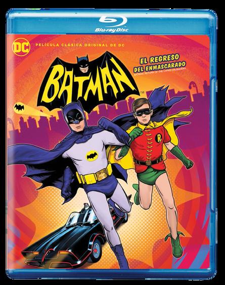Batman El regreso del enmascarado 720p
