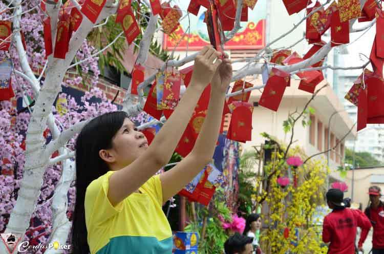 Pilihan Ucapan Imlek dengan Bahasa Mandarin di Tahun Kerbau Logam