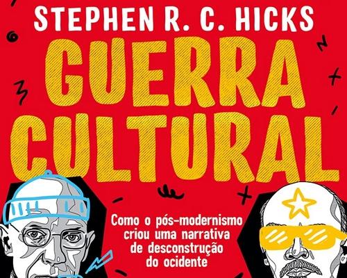 """A @FaroEditorial lança este mês pelo selo Avis Rara """"Guerra Cultural"""", livro do filósofo canadense Stephen R.C Hick"""