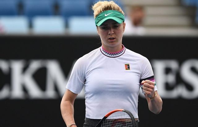 Australian Open. Свитолина вышла во второй круг соревнований