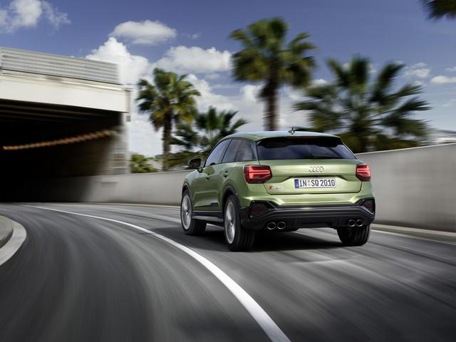 Voiture de sport compacte d'exception : Audi donne à l'Audi SQ2 un design encore plus abouti A208406-medium