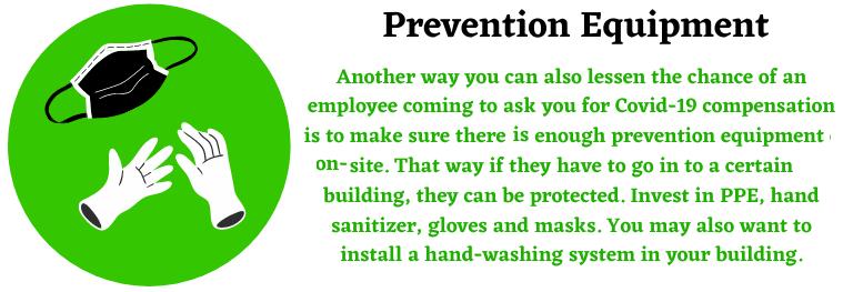 prevention equipment help