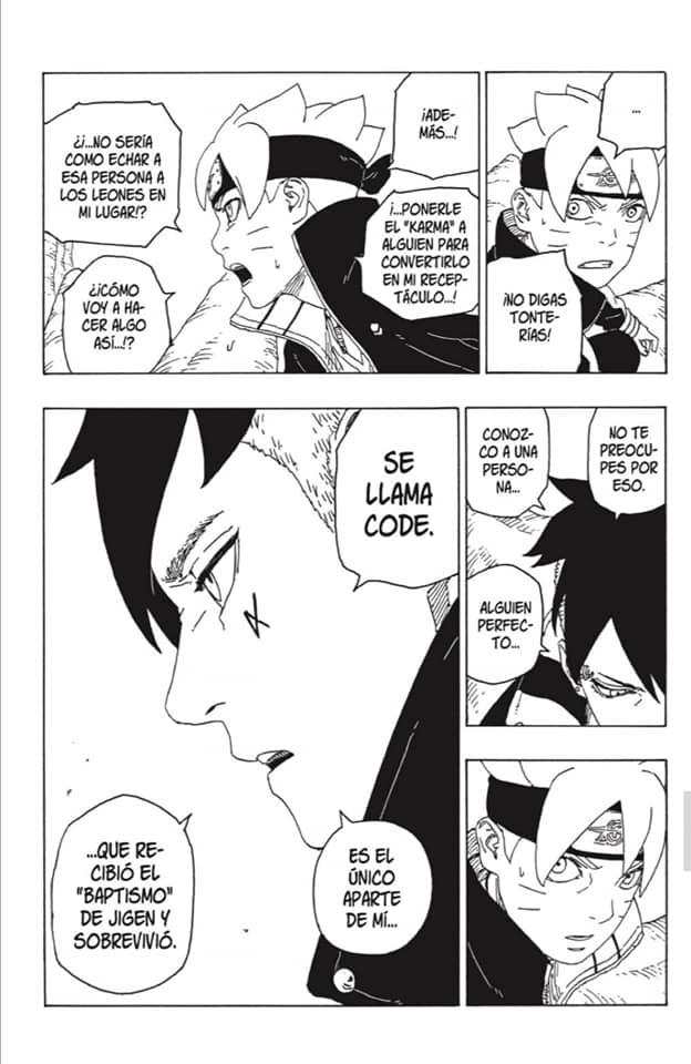 Boruto Manga, Capítulo 56 Página 15