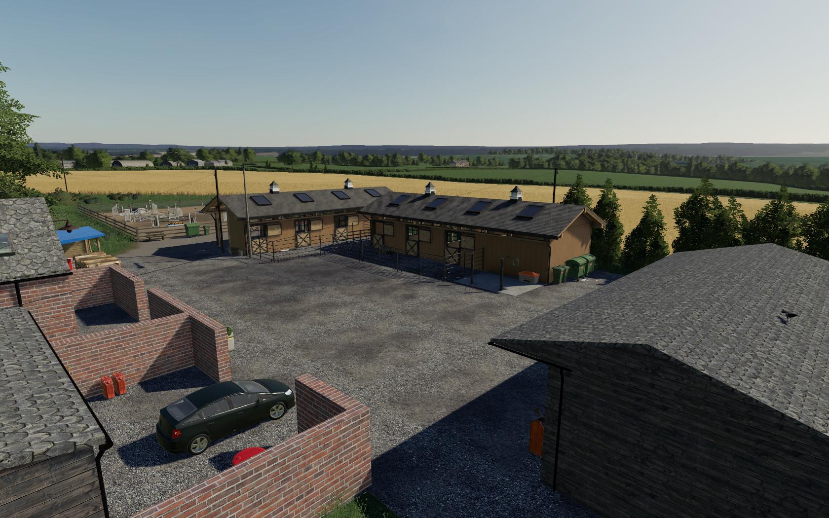 W I P Marwell Manor Farm - GIANTS Software - Forum