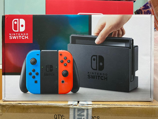 Les différents pack Switch V1-N-on