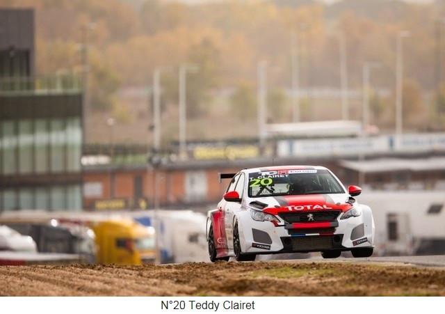 La Peugeot 308 TCR Conclut La Saison De TCR Par Un Double Podium ! 2020-2020-Jarama-Friday-2020-EUR-Jarama-FP1-20-Teddy-Clairet-58