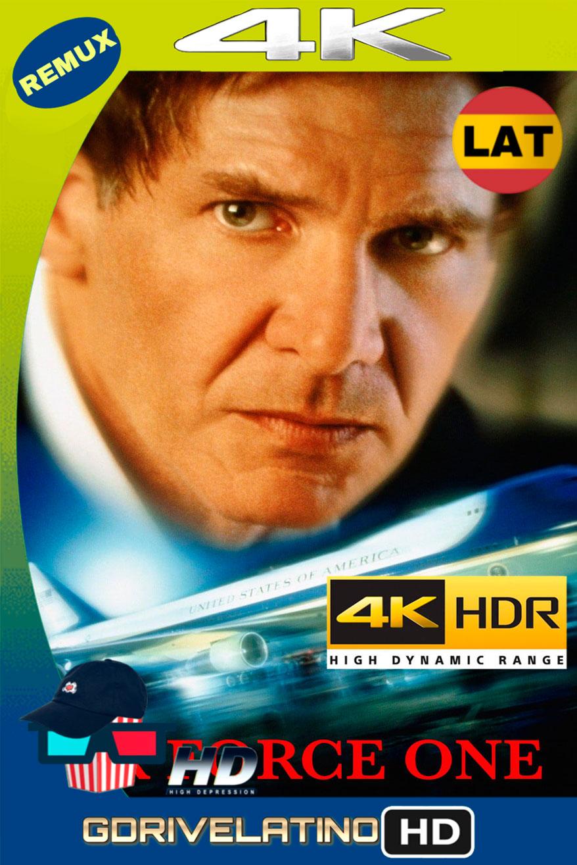 Avión presidencial (1997) REMUX 4K HDR Latino-Ingles MKV