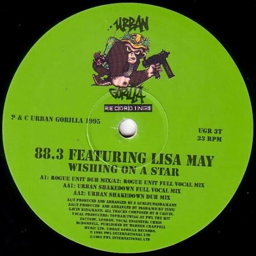 Download 88.3 Feat. Lisa May - Wishing On A Star mp3