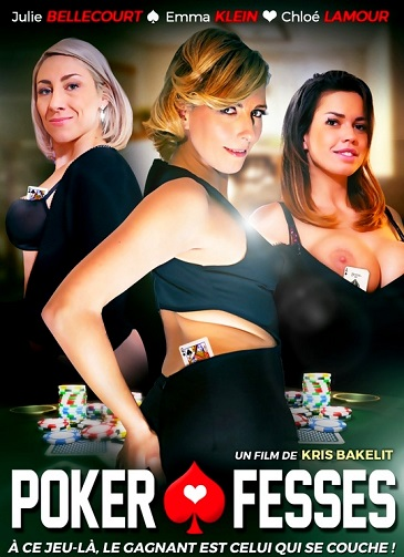 Покер задниц  |  Poker fesses / Butt Poker (2018) WEB-DL 1080p