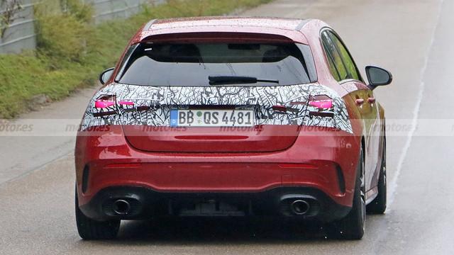 2022 - [Mercedes-Benz] Classe A restylée  101-B7467-81-D7-450-B-B4-B0-465-E36-B55-ABA