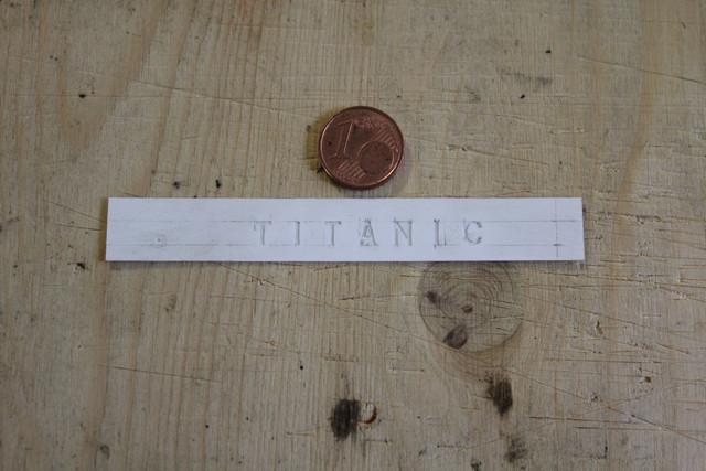 titanic - RMS Titanic 1:100 - Pagina 31 Img-848