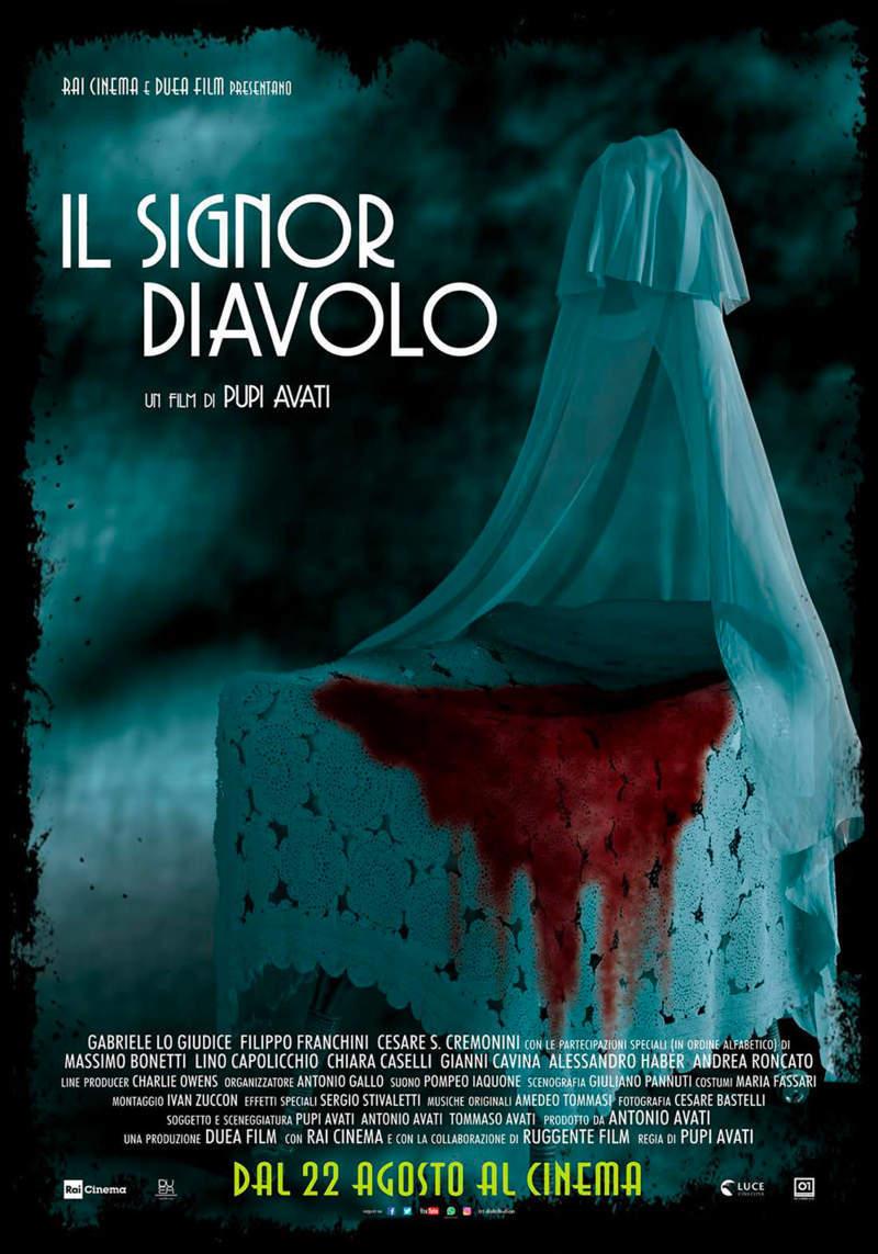 Pupi Avati al Cinema Moderno di Castel Bolognese martedì 12 novembre