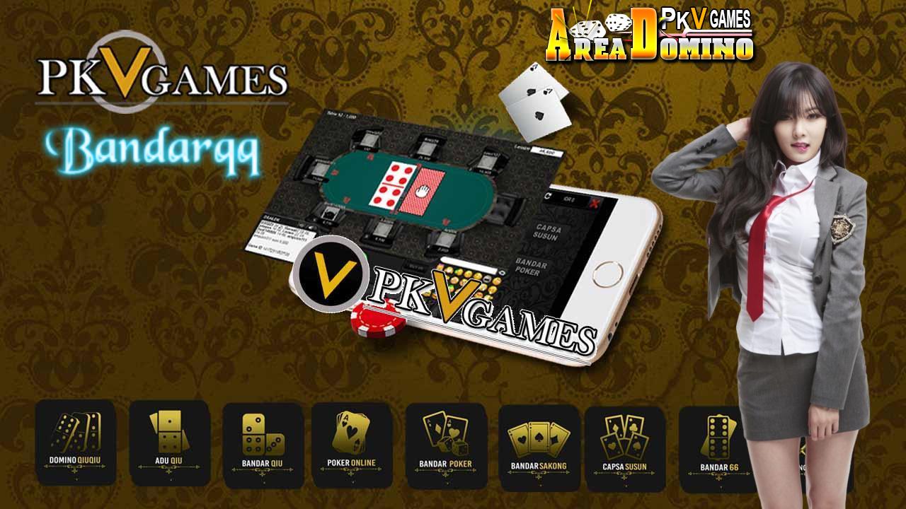 BandarQQ Domino QQ Poker Online Terpercaya - Areadomino
