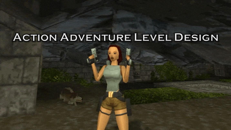 Action Adventure Level Design: Part 2 Icon