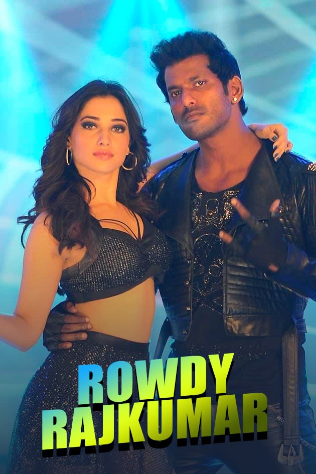 Rowdy Rajkumar (Kaththi Sandai) 2021 Hindi Dubbed 720p HDRip 800MB Download