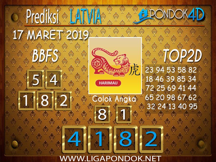 Prediksi Togel LATVIA PONDOK4D 17 MARET 2019
