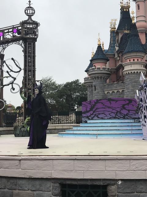 Maleficient Disney Paris