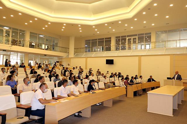 Состоялось внеочередное второе заседание Совета  Ургенчского  филиала Ташкентской медицинской академии