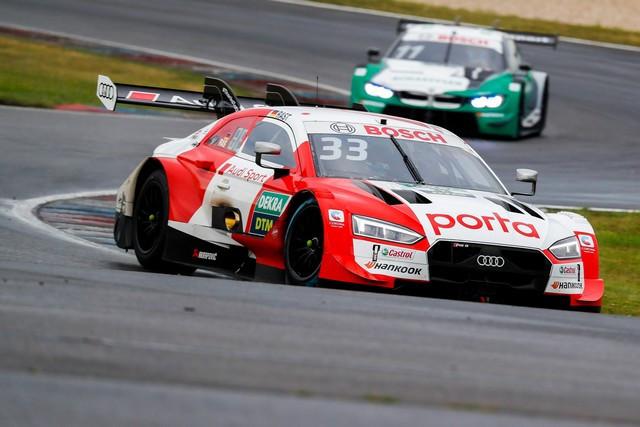 DTM – René Rast remporte le podium Audi au Lausitzring A204809-medium