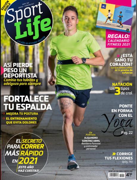 descargar Sport Life España – Enero-Febrero 2021 .PDF [Racaty] gartis