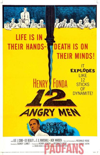 1957经典高分剧情《十二怒汉》中英双字