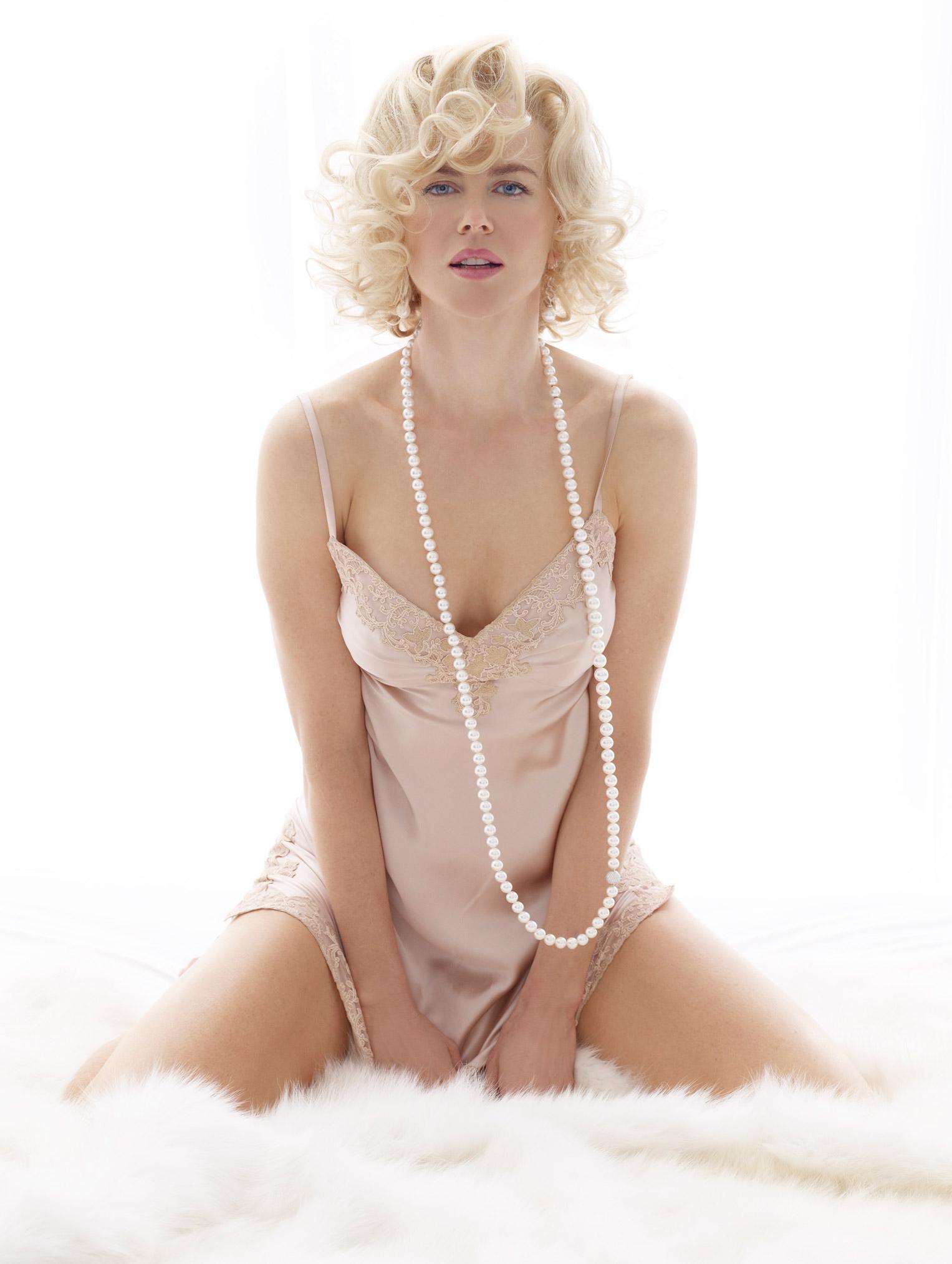 Николь Кидман в журнале Harpers Bazaar Австралия / фото 04