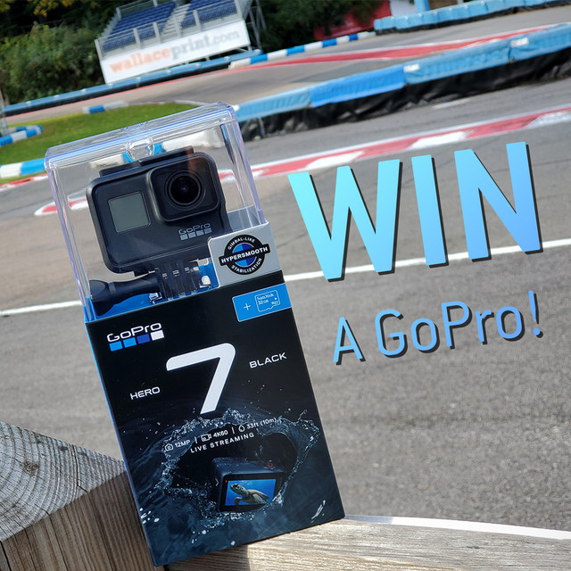 Win a GoPro Hero7 Competition!