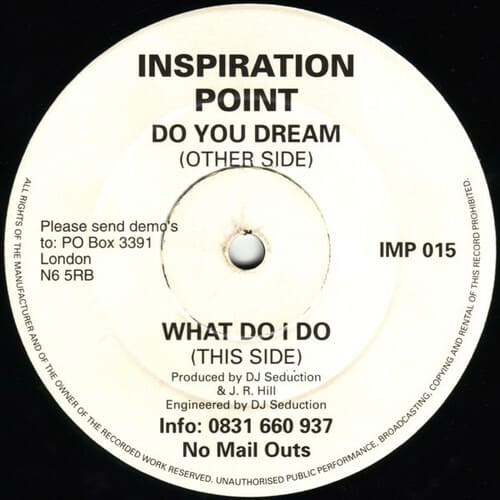 Inspiration Point - Do You Dream / What Do I Do