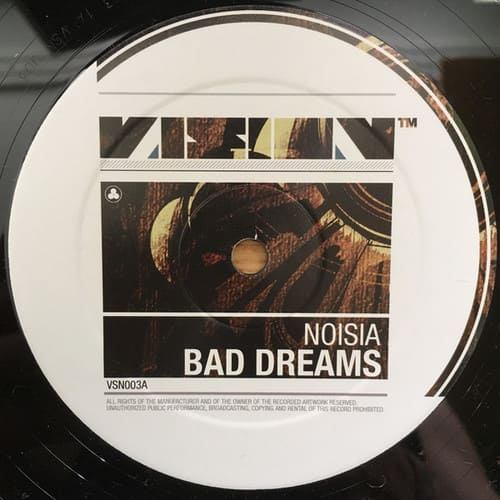 Noisia - Bad Dreams / Omissions