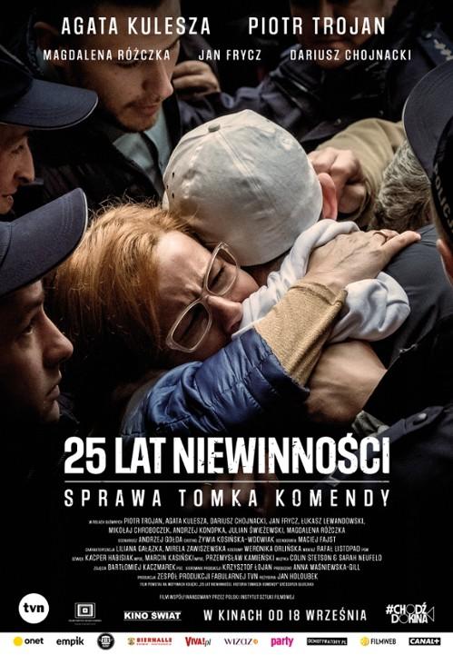 25 lat niewinności. Sprawa Tomka Komendy (2020) PL.WEB-DL.x264.DD2.0-FOX / Film polski