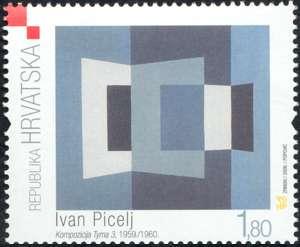2006. year HRVATSKO-MODERNO-SLIKARSTVO-IVAN-PICELJ-1924