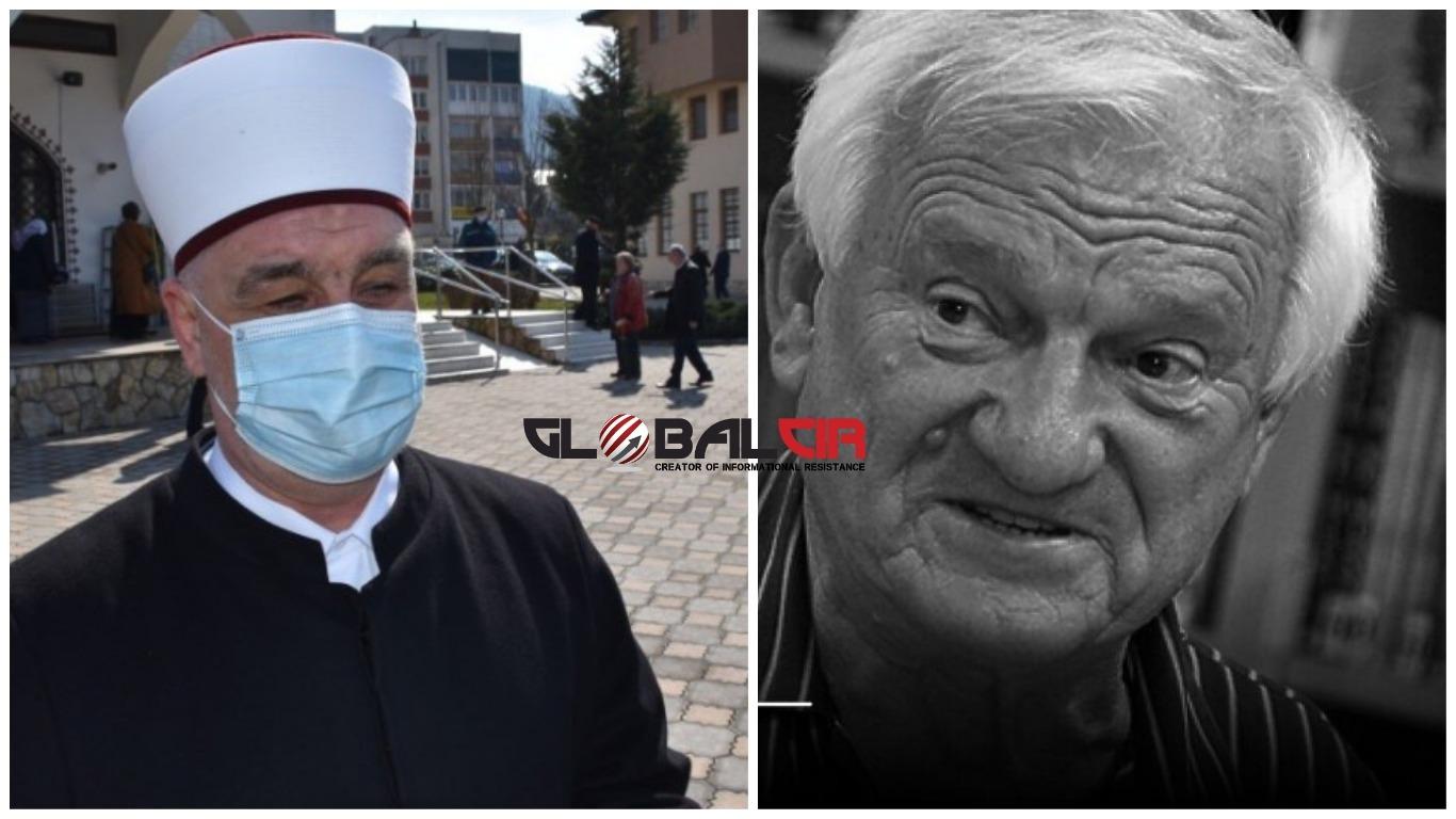 HODŽA BI DA SE PROVUČE KROZ KONOPAC?! Za reisa Kavazovića do jučer su bili 'vlasi', a sada 'zrače ahiretom'