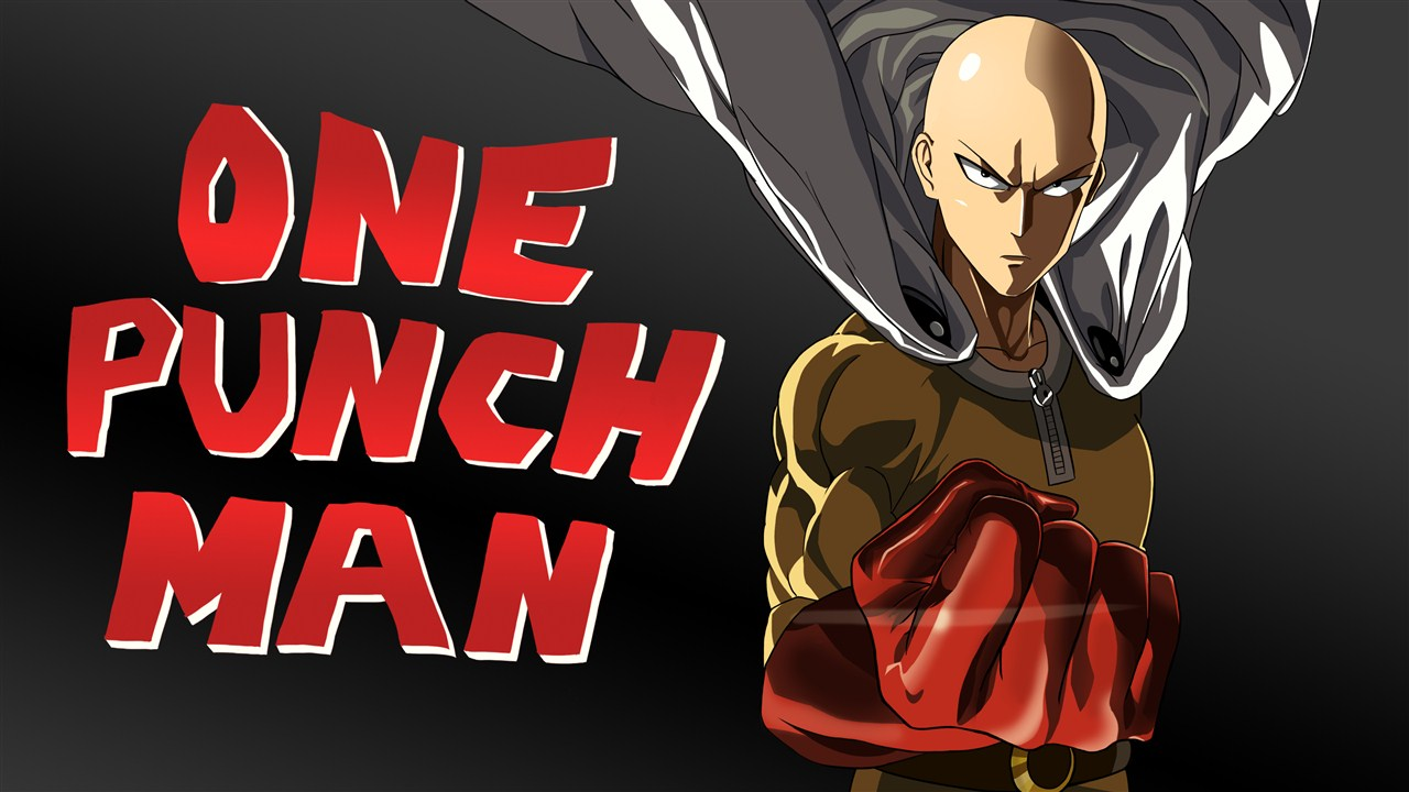One Punch Man Saitama Season 01 Batch Subtitle Indonesia