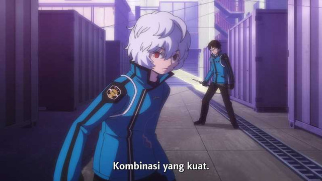 World Trigger Season 2 Episode 7 Subtitle Indonesia