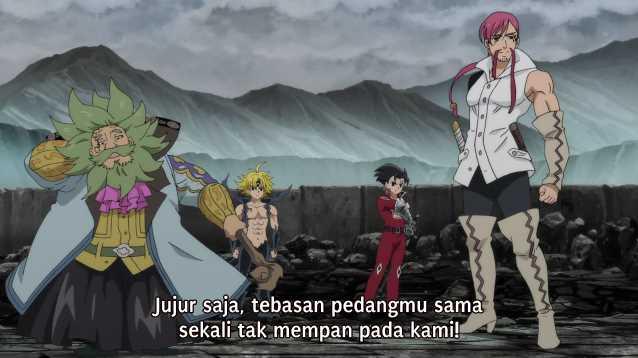 Download Nanatsu no Taizai Season 3 Episode 21 Subtitle Indonesia