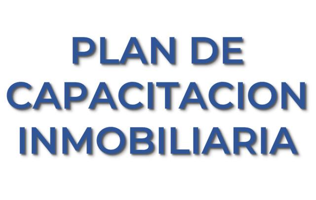 PLAN DE CAPACITACION INMOBILIARIA