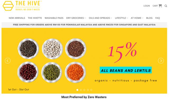 The Hive Homepage - Hotcopy
