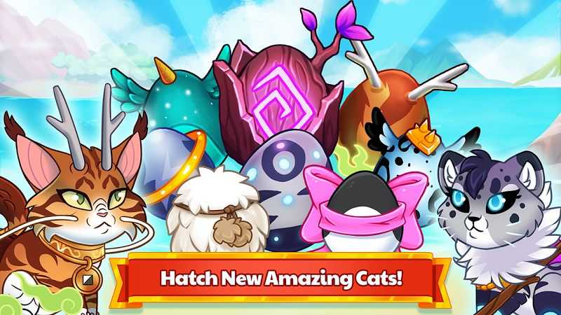 Castle Cats (MOD, Free Shopping)