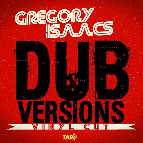 Gregory Isaacs - Gregory Isaacs Dub Versions_ Vinyl Cut (2021)