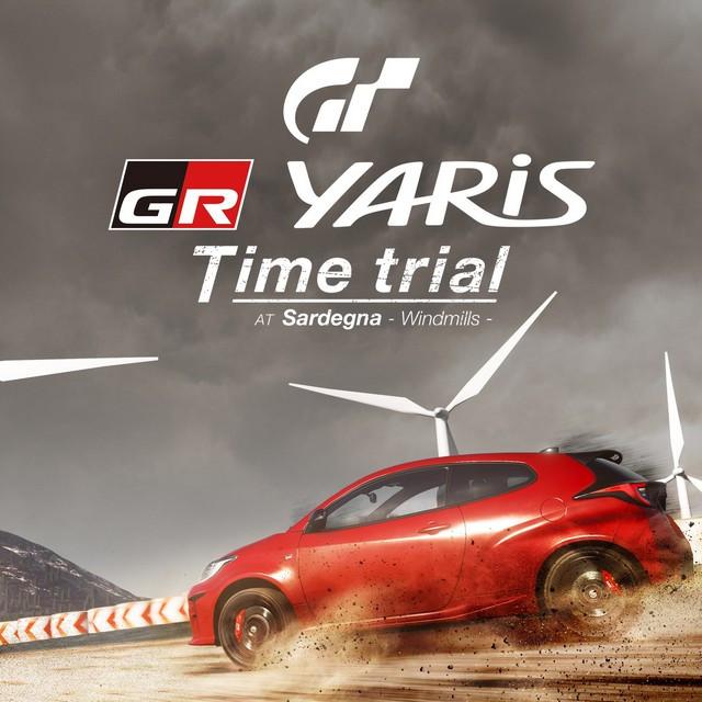 La Nouvelle Toyota GR Yaris rejoint l'écurie Gran Turismo Sport ! Gryaristimetrialasset
