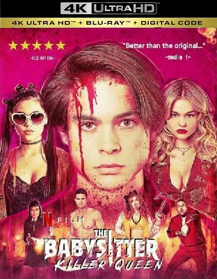 La Babysitter - Killer Queen (2020) UHD 2160p WEBrip HDR10 HEVC AC3 ITA + E-AC3 ENG - ItalyDownload